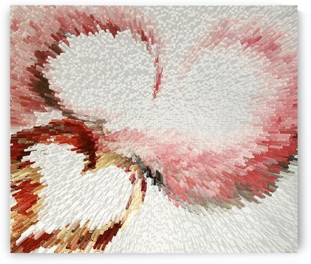 Blocks of Heart by Yuliya Marusina