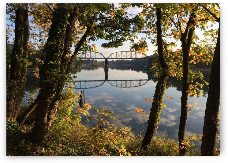 Willamette River by Robin Buckley