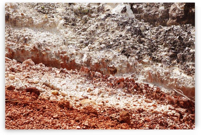 Gran Sabana Soil by Maria Virginia Castro