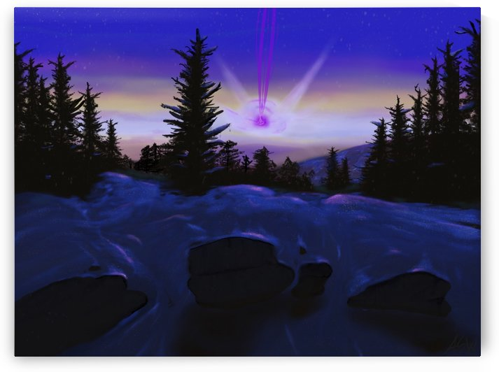 Supernova by WhiteOut Artwork