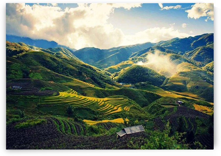 the-north-of-Vietnam by Viet Nam