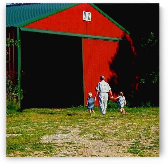 Tell Us A Story Grampa  by Jim Jones