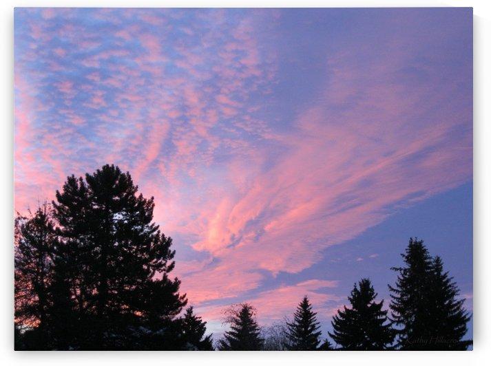 Winter Sunrise by Kathy Hillacre