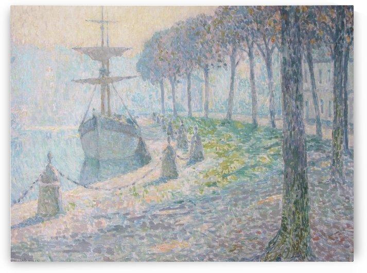 Niebla en la Midi by Henri Le Sidaner