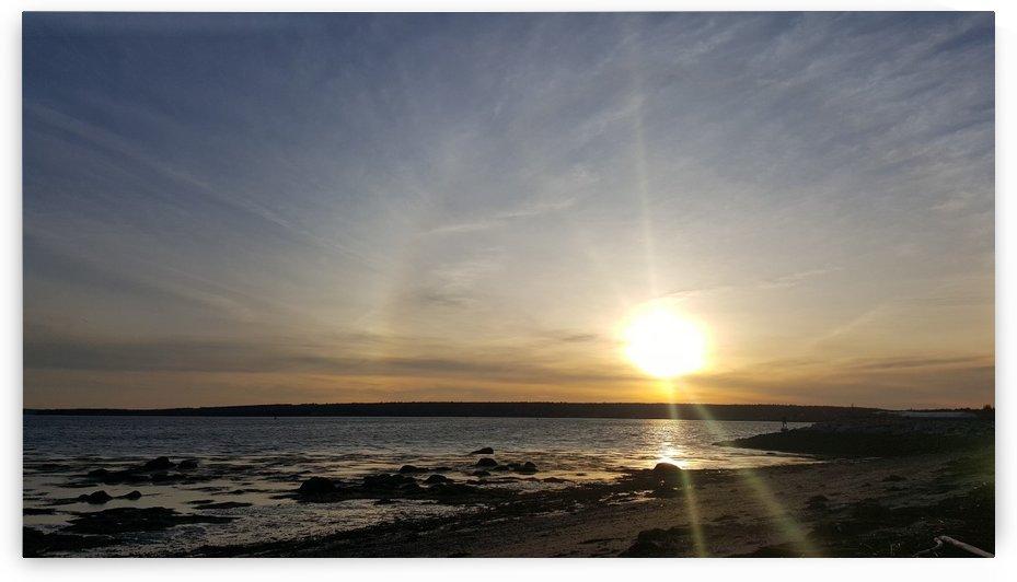 Sunset by Peter Borja
