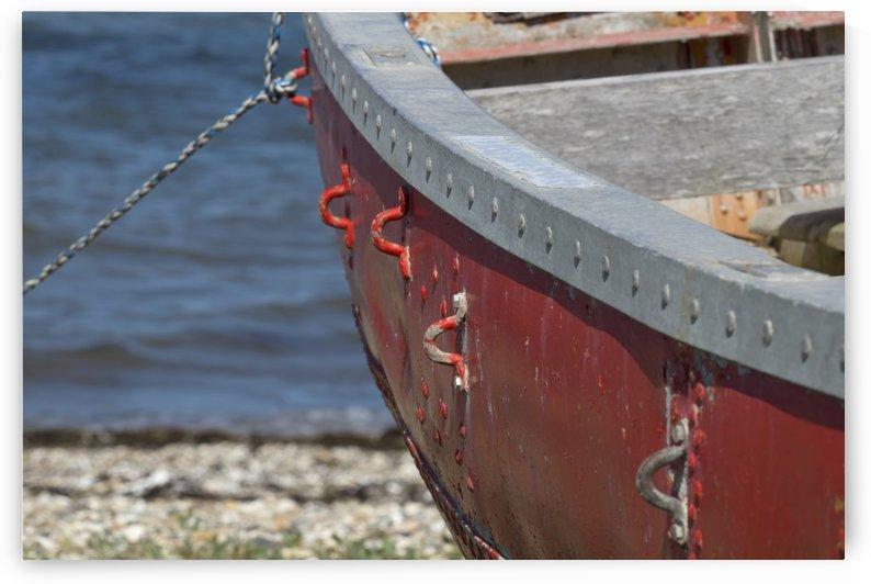 Red Boat by Kirsten Warner