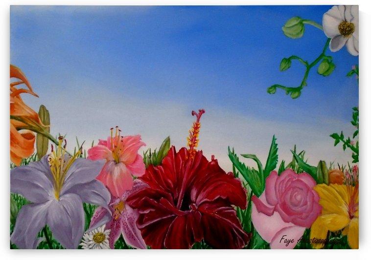 Floral Symphony by Fotini Anastasopoulou