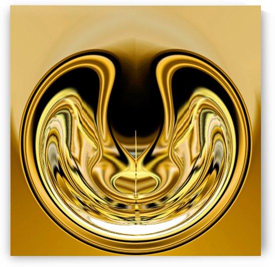 GoldTone1 by Cheryl Barker