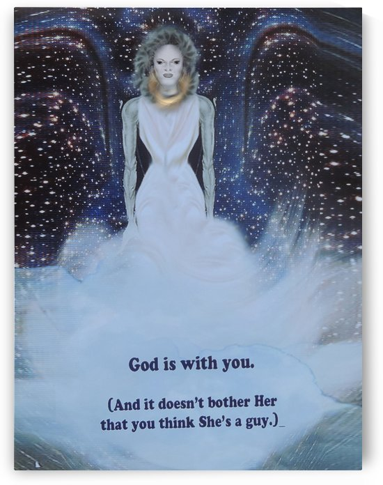 God Is With You1 by Cheryl Barker