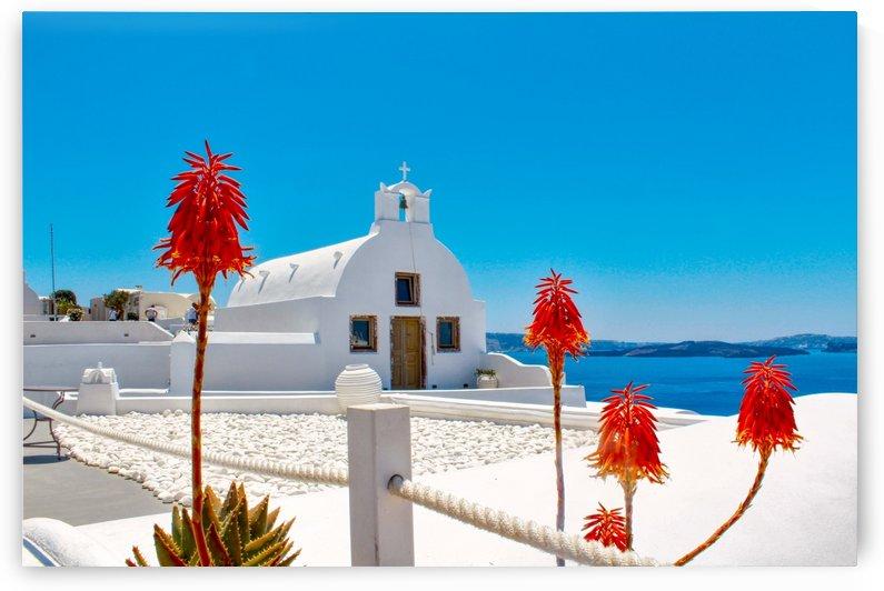 Santorini Island - Greece by Bentivoglio Photography
