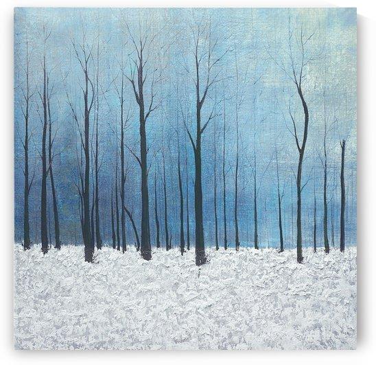 winter scenery by Yurovich Gallery