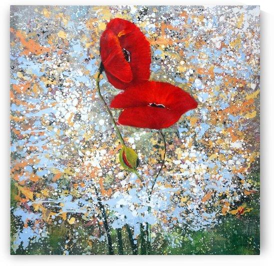 Poppy by Yurovich Gallery