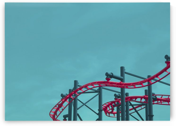 Coney Coaster  by So Fulgoni