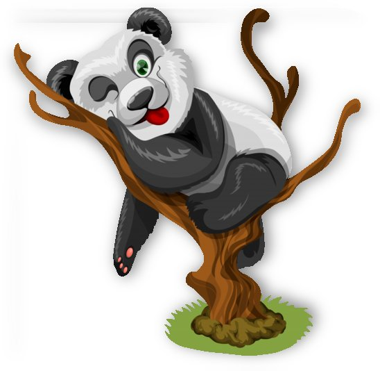 Giant Panda 2 by One Simple Gallery