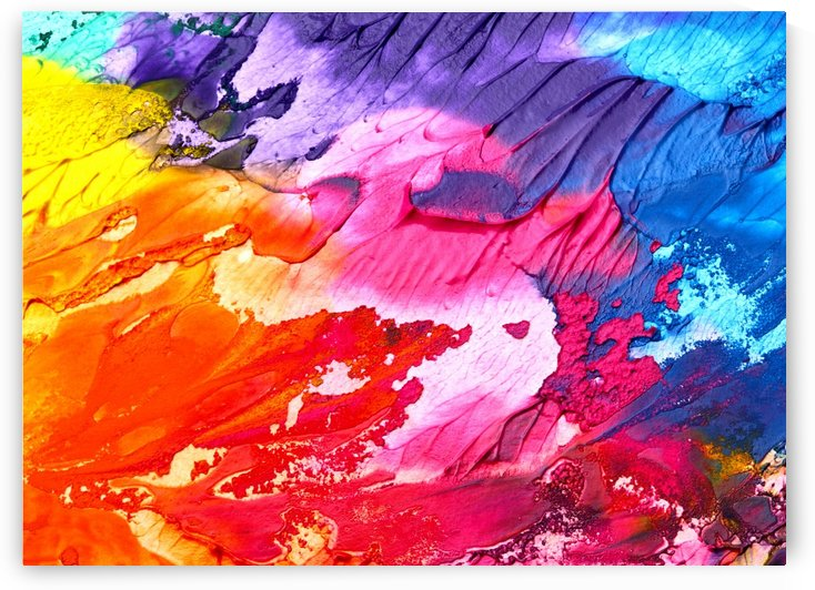 Waves Of Colors by One Simple Gallery