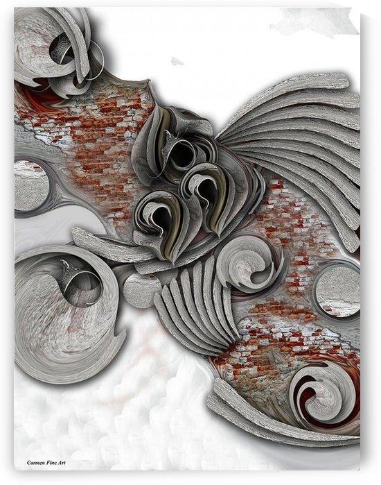 Hope Of Life by Carmen Fine Art