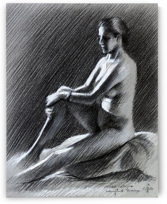 Model session @ Leidschendam – 14-05-18 by Corné Akkers