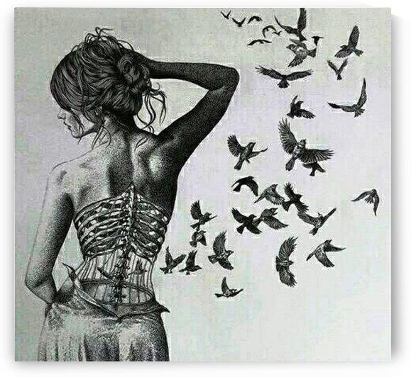 Freedom by Niharika Satish