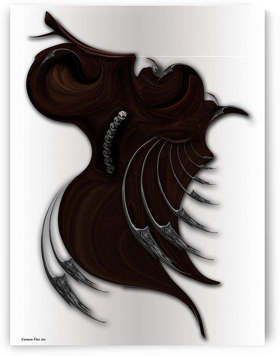 Intensity Of Love by Carmen Fine Art