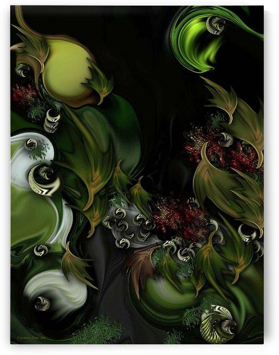 The Idea Of Life by Carmen Fine Art