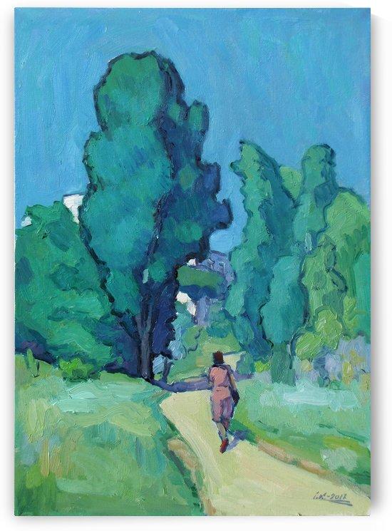 On the Path by Ivan Kolisnyk