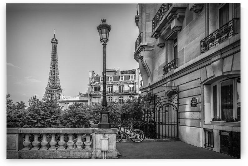 Parisian Charme | monochrome by Melanie Viola