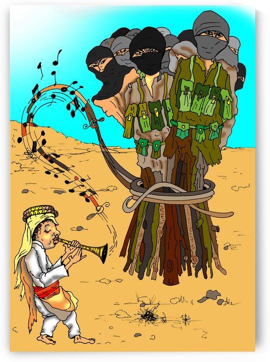 terrorism by Klodian Bezhani
