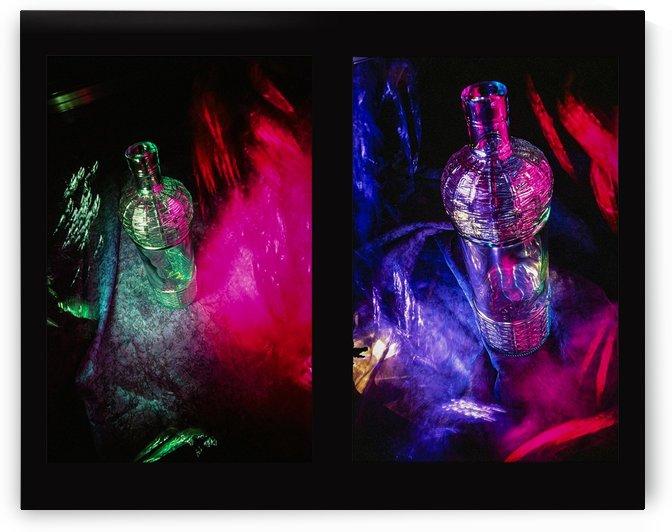 2 bottles by Margaret Najder