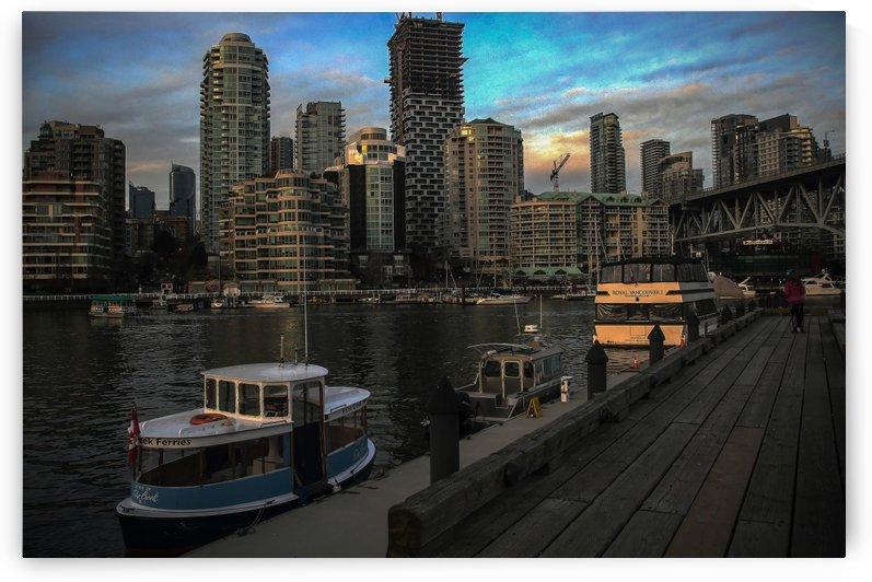 vancouver buildings by Margaret Najder