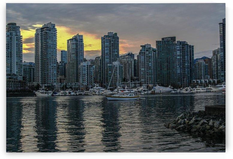 vancouver buildings 2 by Margaret Najder