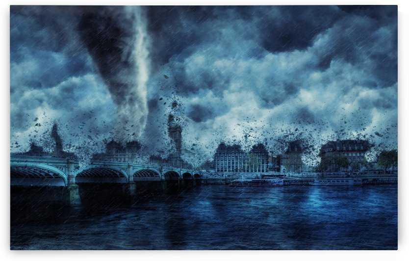 Storm 2 by One Simple Gallery