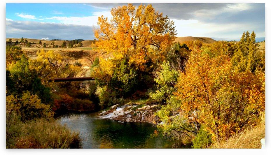 South Dakota Swimming Hole by AprilUhmazing