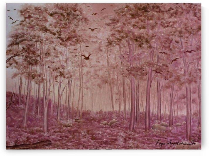 Woodland by Faye Anastasopoulou