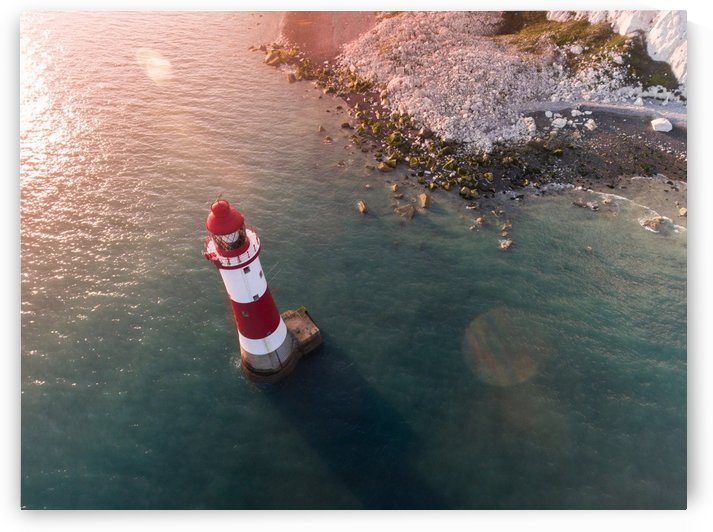 Silence - Lost LightHouse by GorgeousWorld_Store