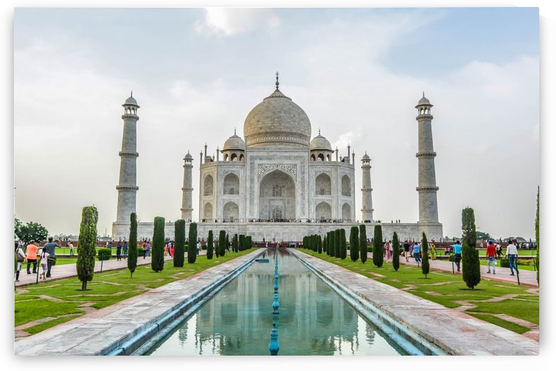 Taj Mahal   India by GorgeousWorld_Store