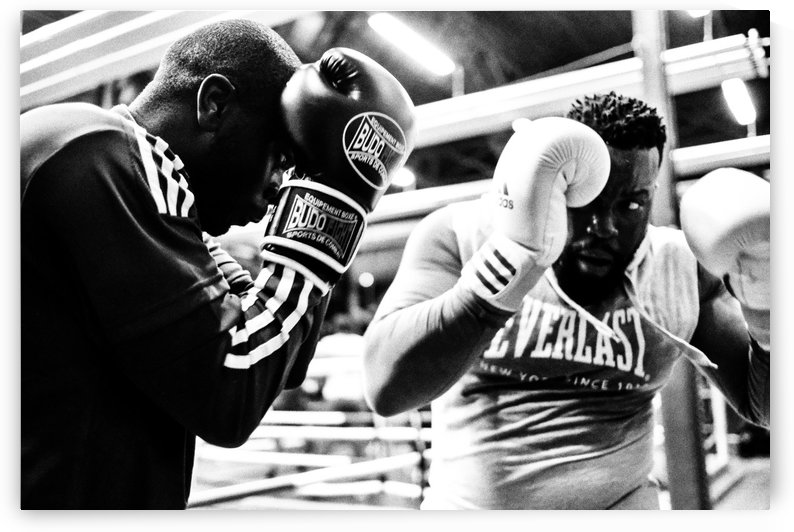 Intensity - Boxing by GorgeousWorld_Store