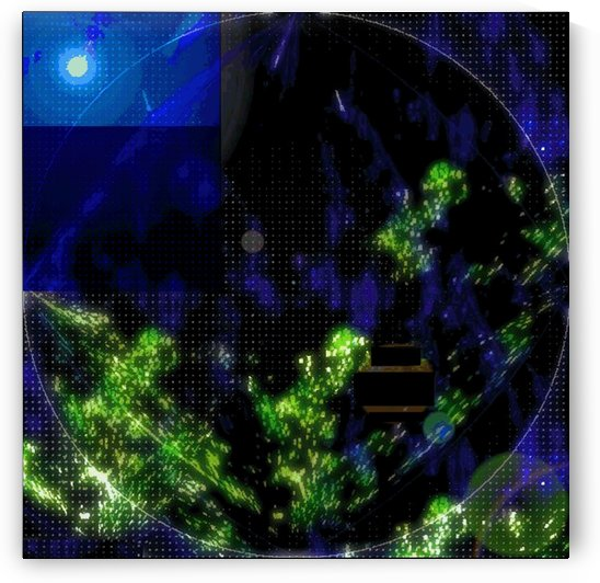 City_Science_And Little Green Quests by Mark Graphics and Pics