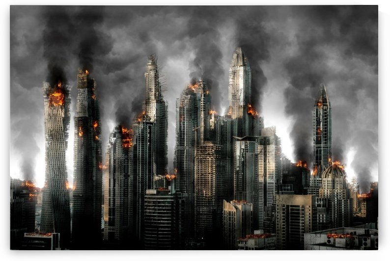Apocalypse_1 by One Simple Gallery