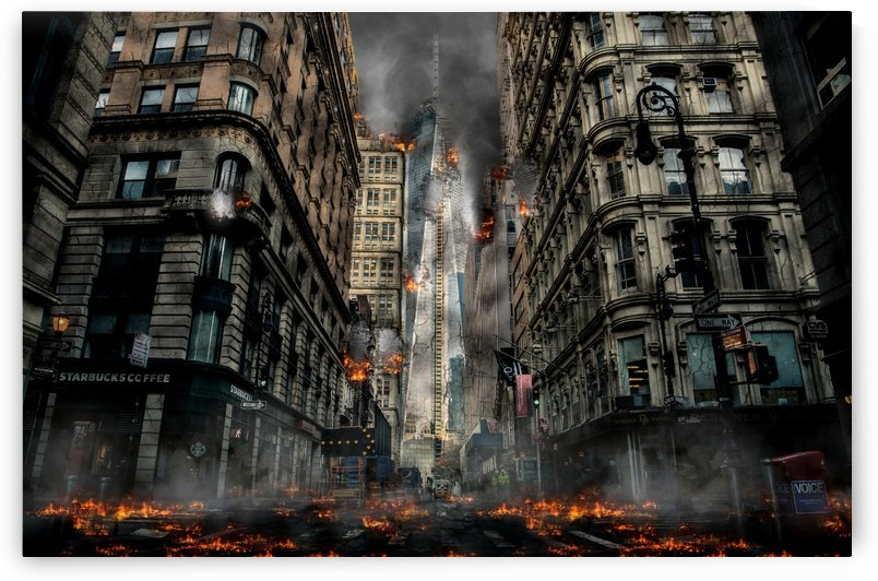Apocalypse_2 by One Simple Gallery