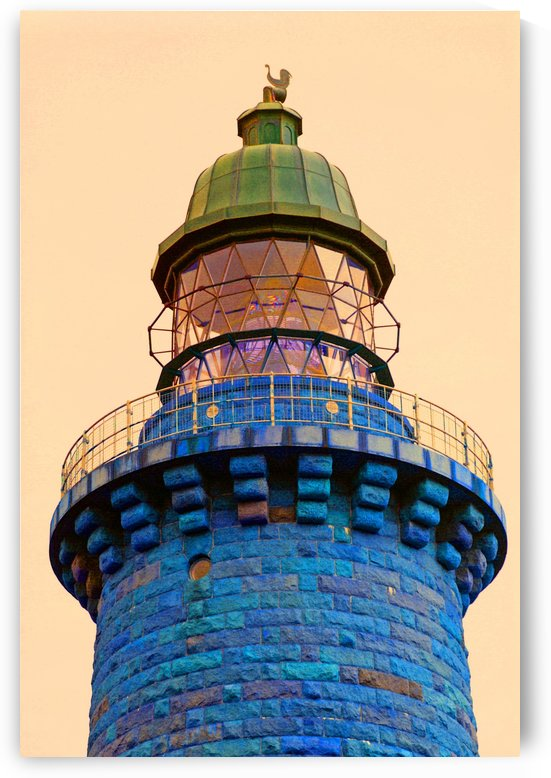 Lighthouse by Kirsten Warner
