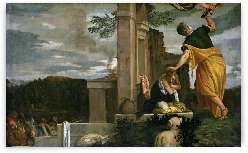 Sacrificio di Isacco by Paolo Veronese