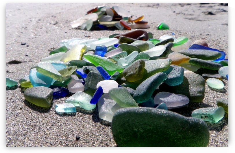 Seaglass by Rachael Griffin