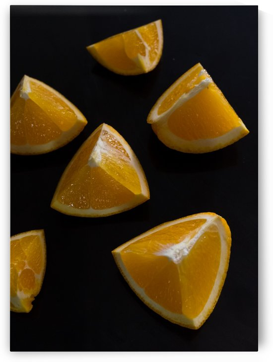 Sliced oranges by Krit of Studio OMG