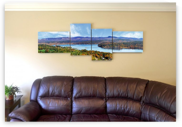 Grand Bay-Westfield Split Canvas by Doug McQuinn