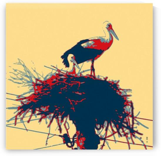 Storks-2 by Ivan Kolisnyk