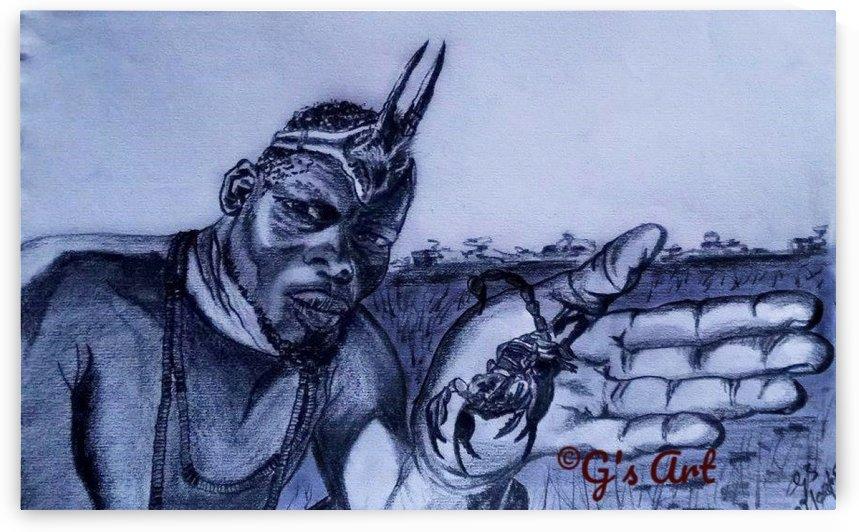 scorpionking 2 by Gerald Botha