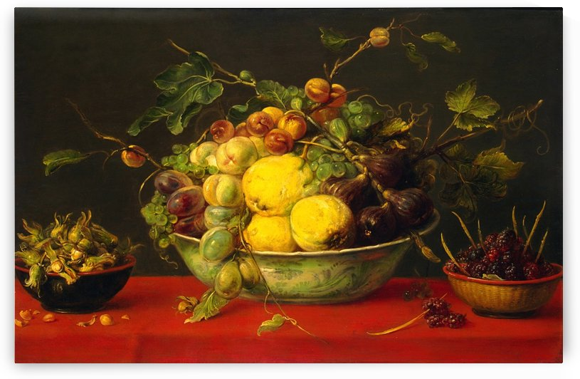 Still Life Fruits_OSG by One Simple Gallery