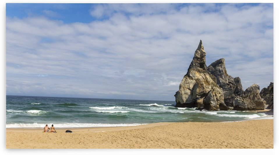 Praia da Ursa by Pietro Ebner