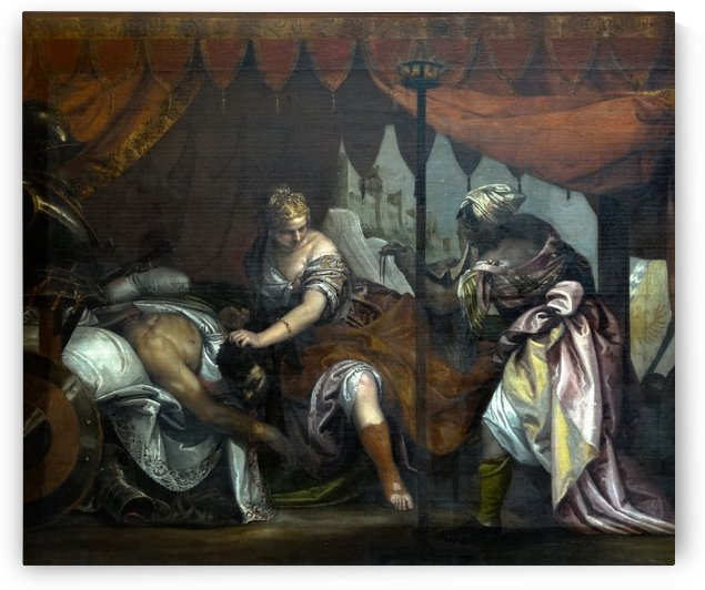 Judith et Holopherne by Paolo Veronese