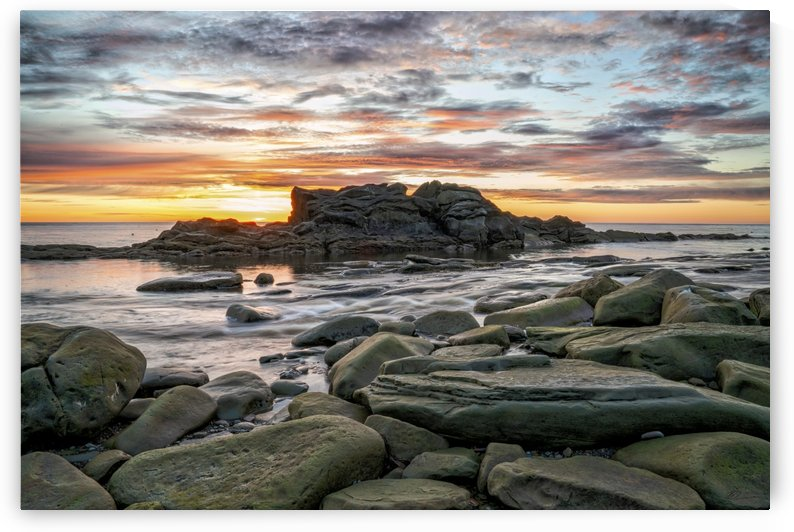 The Big Rock by Michel Soucy